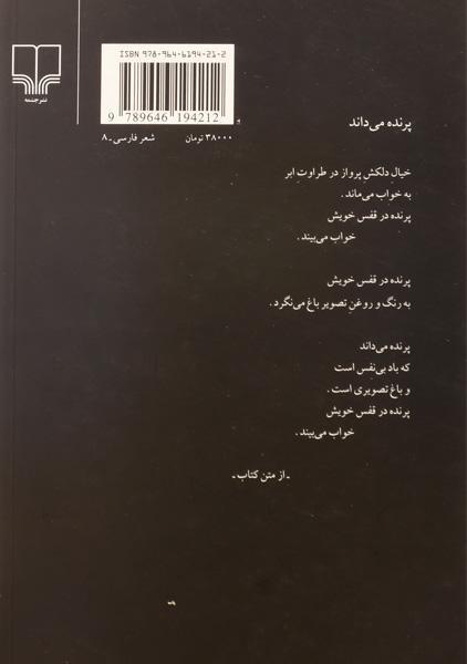 کتاب آینه در آینه – هوشنگ ابتهاج (سایه) / نشر چشمه