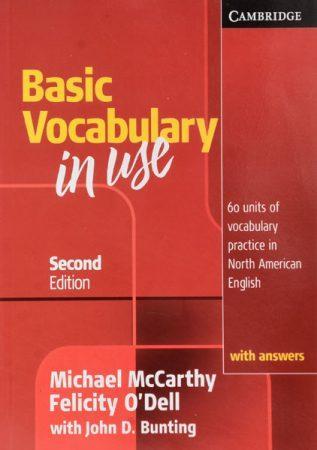 خرید کتاب Basic Vocabulary In Use