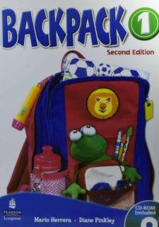 بک پک ۱ ۱ Backpack CD2
