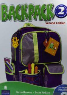 بک پک ۲ Backpack CD 2