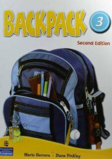 بک پک ۳ Backpack CD  2