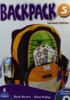 بک پک ۵ Backpack CD2