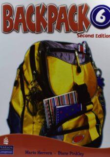 بک پک ۶ Backpack CD2