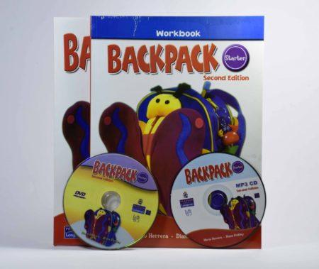 بک پک استارتر Backpack CD