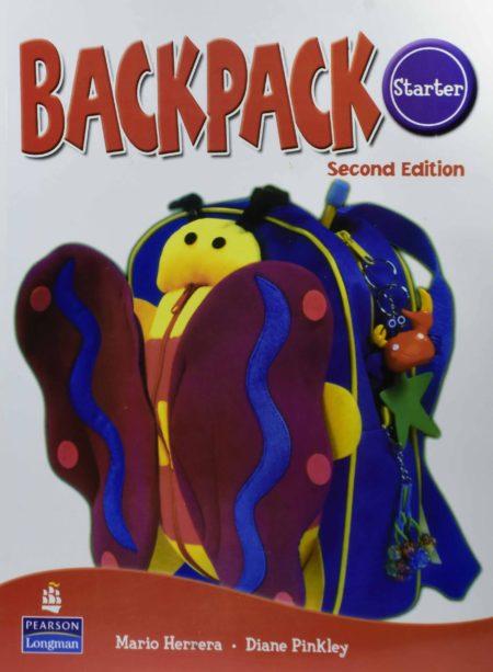 بک پک استارتر Backpack CD2