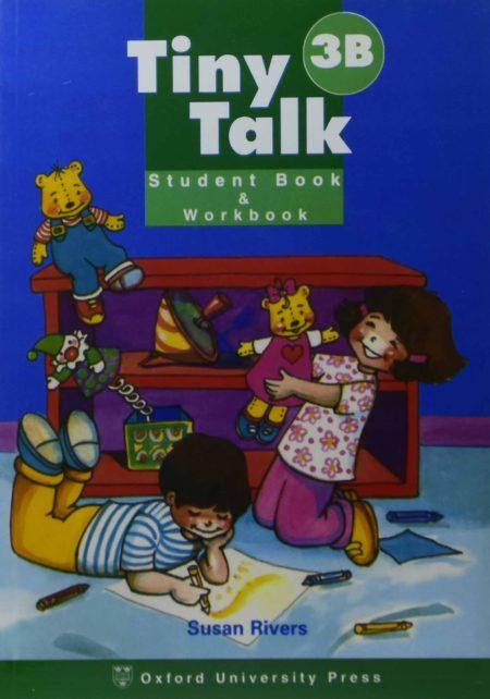 خرید کتاب Tiny Talk 3B