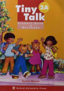تاینی تاک ۲ ای۴  Tiny Talk 2B