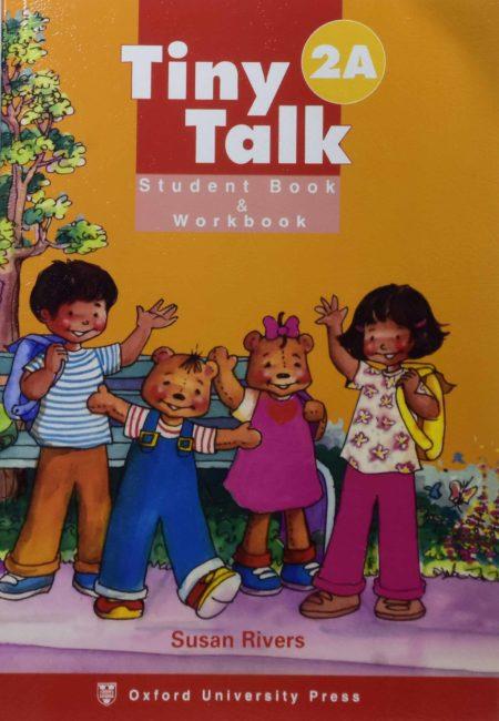 خرید کتاب Tiny Talk 2A