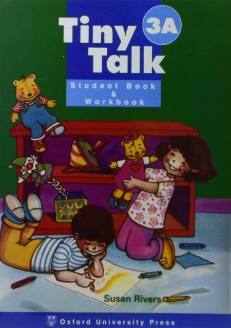 خرید کتاب Tiny Talk 3A