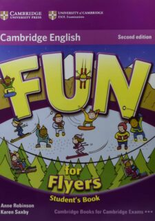 فان فور فلیرز Fun for Flyers4