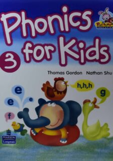 فونیکس فور کیدز ۳ Phonics For Kids CD 1