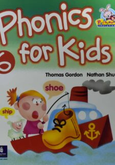 فونیکس فور کیدز ۶ Phonics For Kids CD 1