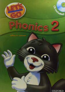 لتس گو فونیکس ۲   Lets Go Phonics CD3