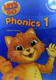 لتس گو فونیکس  Lets Go Phonics CD 1 2