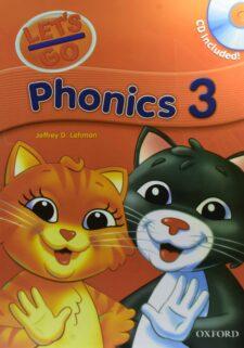لتس گو فونیکس  Lets Go Phonics CD 3 2