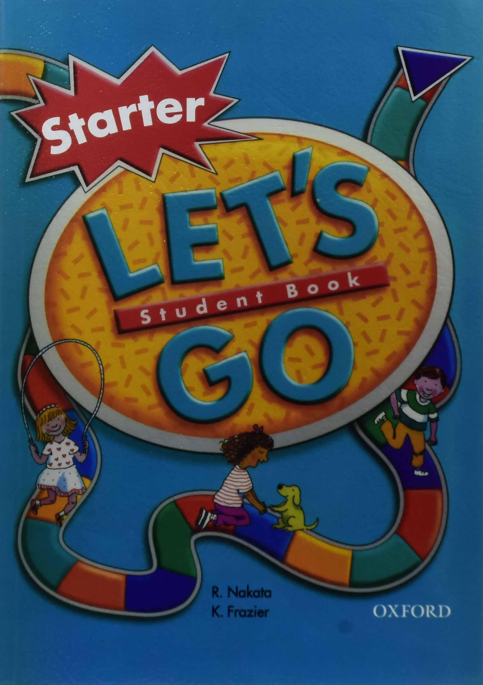 خرید کتاب Lets Go Starter