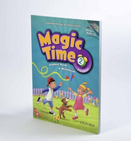 مجیک تایم ۲ Magic Time 2