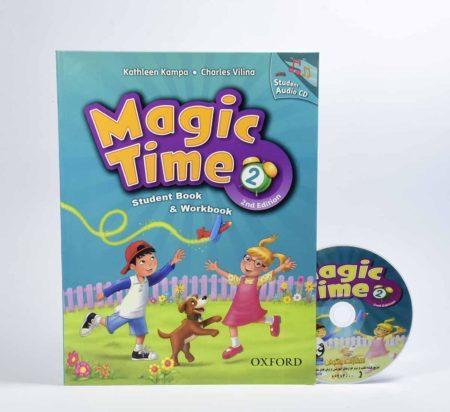 مجیک تایم ۲ Magic Time