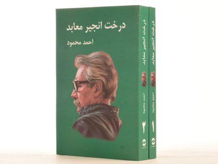 کتاب-درخت-انجیر-معابد،احمد-محمود