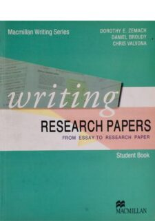 writing-research-papers