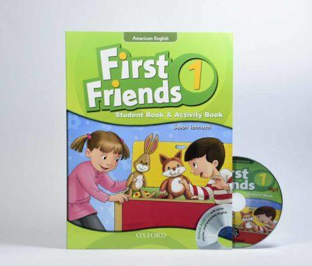 فرندز 1 آمریکن First Friends