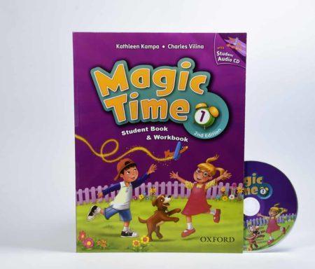 تایم 1 Magic Time 13