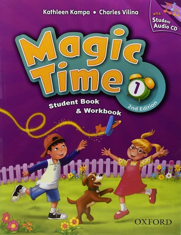 تایم 1 Magic Time 14