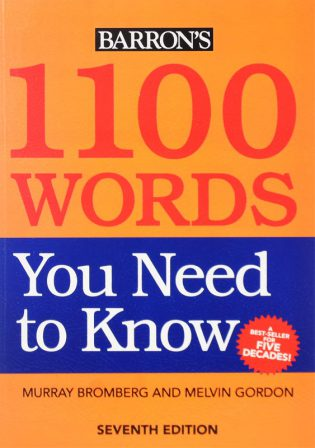 خرید کتاب 1100 Words You Need To Know