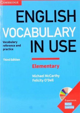 خرید کتاب English Vocabulary In Use Elementary