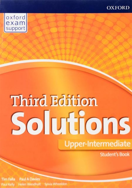 خرید book-solution-upper-intermediate-1
