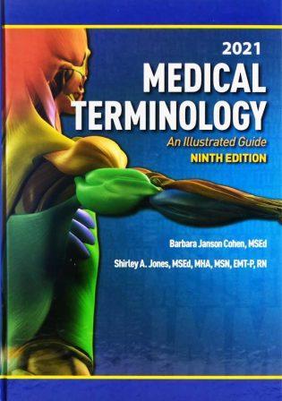 خرید کتاب MEDICAL TERMINOLOGY 2021 کوهن