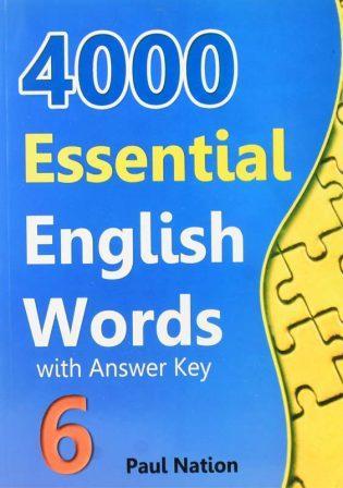 خرید کتاب 4000 Essential English Words
