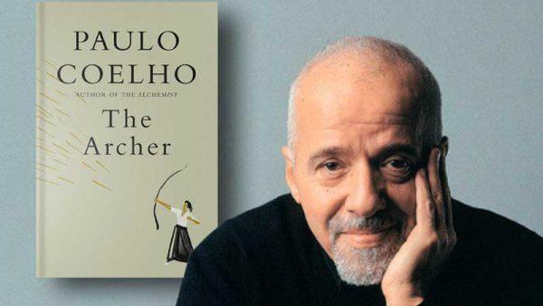 پائولو کوئیلو با کتاب کیمیاگر