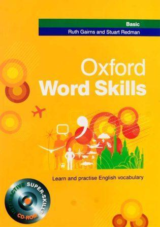 خرید کتاب Oxford Word Skills Basic