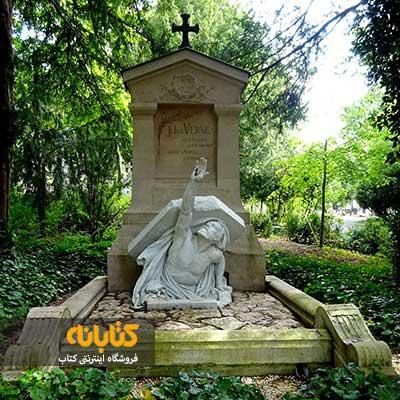 مرگ ژول ورن