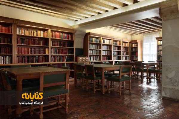 کتابخانهی اونوره دو بالزاک