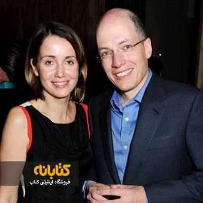 آلن دوباتن و همسرش
